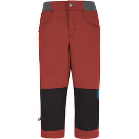 E9 Rufo 3/4 Pants Herre wine
